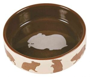 Trixie Ceramic Bowl in Various Colors