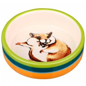 Trixie Ceramic Bowl - 80 ml / ø 8 cm