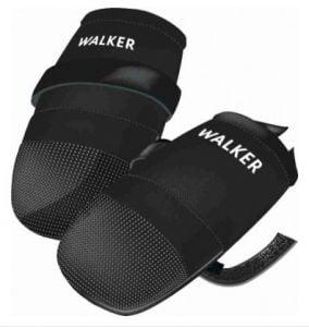 Trixie Walker Cuidado botas de protección (Negro)